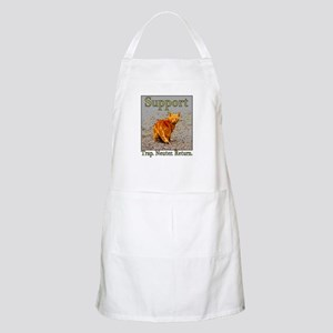 Support Trap Neuter Return BBQ Apron