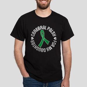 Cerebral Palsy Daughter Ribbon T-Shirt