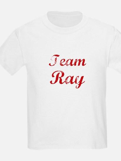 TEAM Ray REUNION  T-Shirt