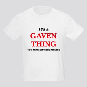 It's a Gaven thing, you wouldn't u T-Shirt
