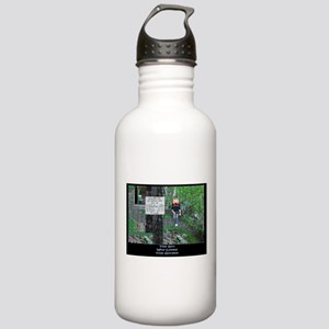 Lost in the Woods Stainless Water Bottle 1.0L