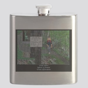 Lost in the Woods Flask