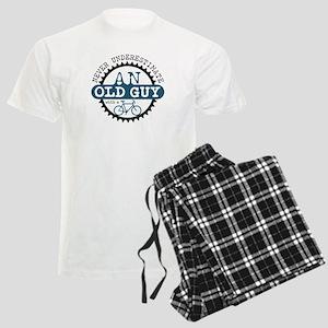 Old Guy Men's Light Pajamas