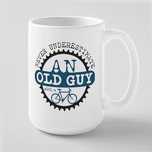 Old Guy Large Mug