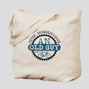 Old Guy Tote Bag