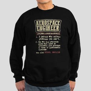 Aerospace Engineer Funny Dictionary Term Sweatshir