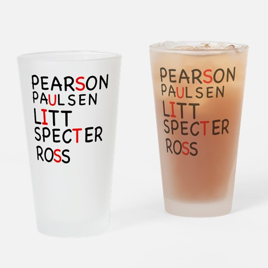 Funny You dream of scoring goals Drinking Glass