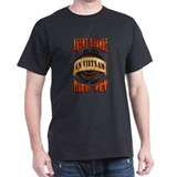 Agent orange Mens Classic Dark T-Shirts