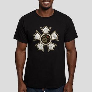 Sigma Nu Men's Fitted T-Shirt (dark)