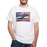 Legalize Freedom White T-Shirt