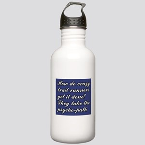 Trail Running Humor - Stainless Water Bottle 1.0L