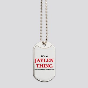 It's a Jaylen thing, you wouldn't Dog Tags