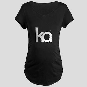 Dark Tower - Ka Maternity Dark T-Shirt