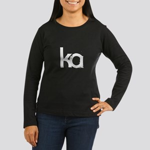 Dark Tower - Ka Women's Long Sleeve Dark T-Shirt