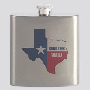 Build This Wall Flask