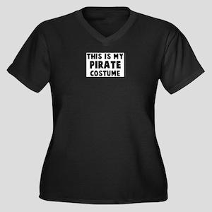 Pirate costume Plus Size T-Shirt