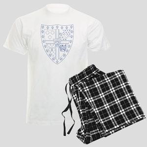 Sigma Alpha Epsilon Fraternit Men's Light Pajamas