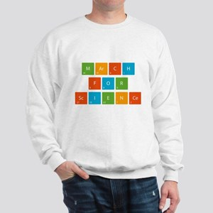 March For Science Sweatshirt