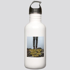 Trail Running and Hiki Stainless Water Bottle 1.0L