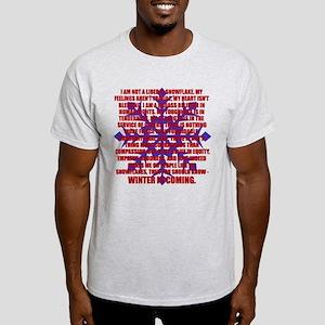 Snowflake Warrior T-Shirt