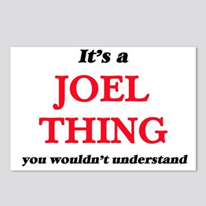 It's a Joel thing, yo Postcards (Package of 8)