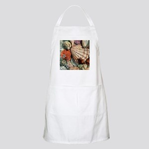 Seashells Light Apron