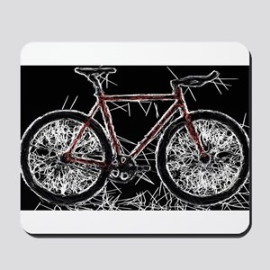 bike geo Mousepad