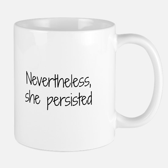 She Persisted Mugs