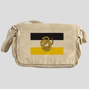 Sigma Nu Flag Messenger Bag