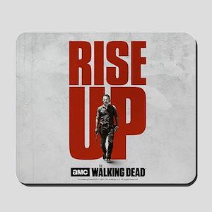Rise Up S7 Walking Dead Mousepad