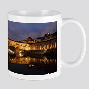 Ponte Vecchio Florence Mugs