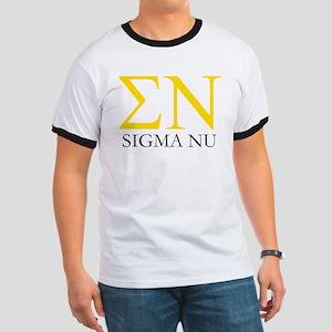 Sigma Nu Letters Ringer T