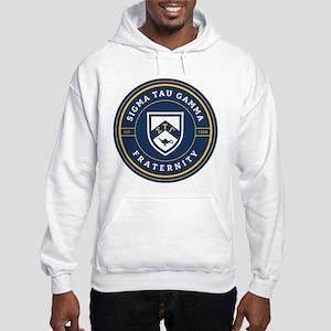 Sigma Tau Gamma Fraternity Hooded Sweatshirt