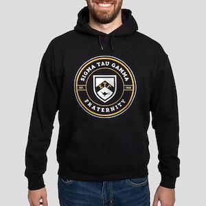 Sigma Tau Gamma Fraternity Hoodie (dark)