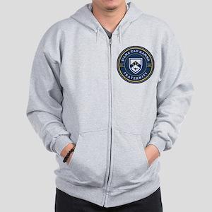 Sigma Tau Gamma Fraternity Zip Hoodie
