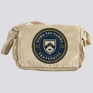 Sigma Tau Gamma Fraternity Messenger Bag