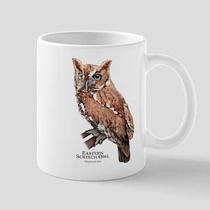 Eastern Screech Owl Mug