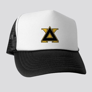 Delta Chi Fraternity Letters Trucker Hat