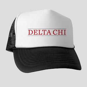 Delta Chi Fraternity Trucker Hat