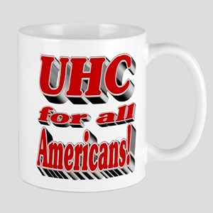 UHC for all Americans 11 oz Ceramic Mug