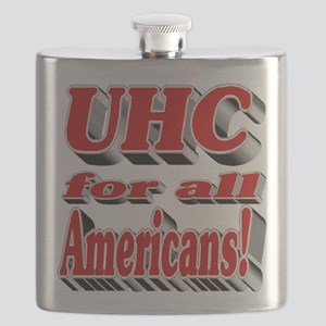 UHC for all Americans Flask