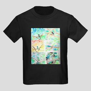Hummingbird Watercolors 2 T-Shirt