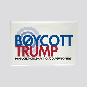 Boycott Trump Magnets