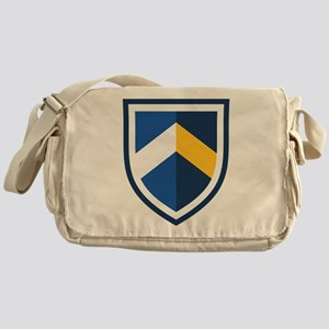 Sigma Tau Gamma Badge Messenger Bag