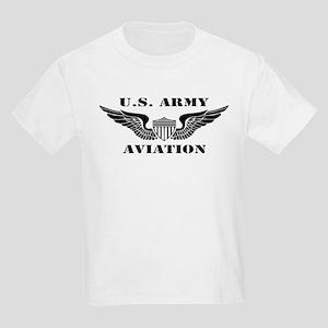 Aviator (2) Kids Light T-Shirt