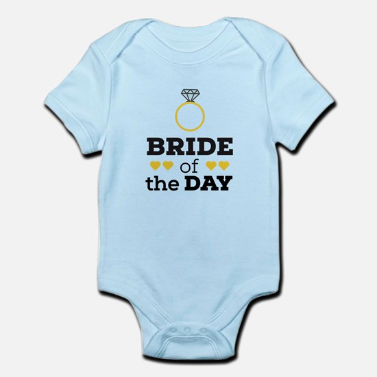 Bride of the Day Body Suit