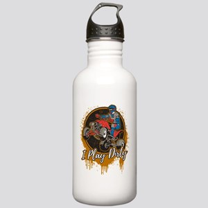 ATV Offroad I Play Dir Stainless Water Bottle 1.0L