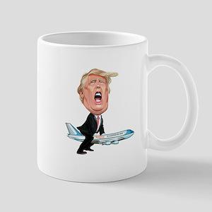"President Trump Flies USAF Jet: ""Illegitimate"
