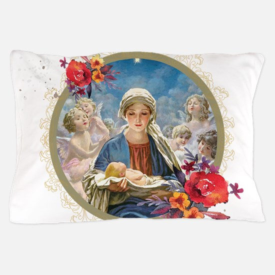 Cute Angels Pillow Case