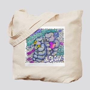 Tardigrade Love Tote Bag